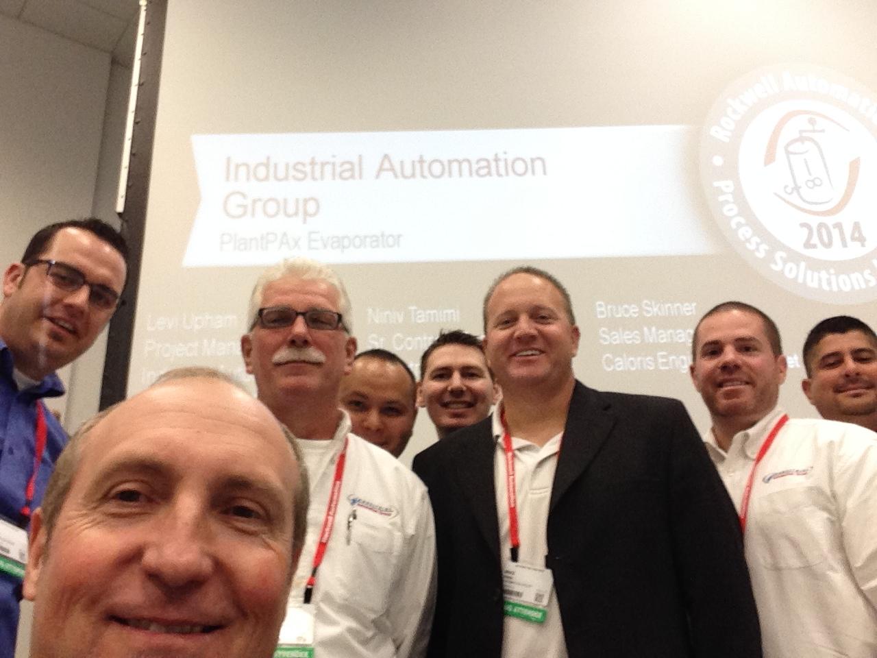 Automation Fair Psug 2014 Automation Group